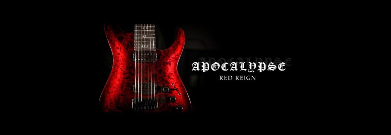 apocalypse red reign