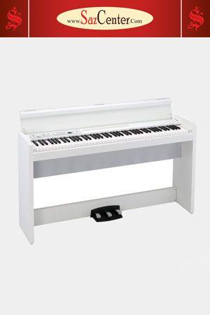 پیانو KORG LP-380-WH
