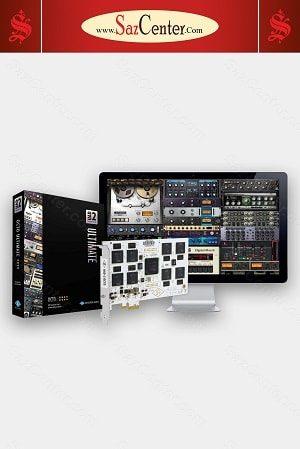 پردازشگرUniversal Audio UAD 2 Octo Custom PCIe