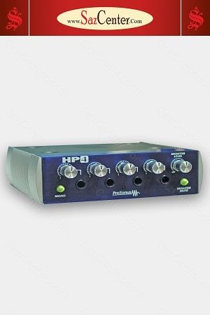 پری آمپ Presonus HP4