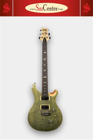 گیتار الکتریک PRS SE Custom 24 Trampas Green