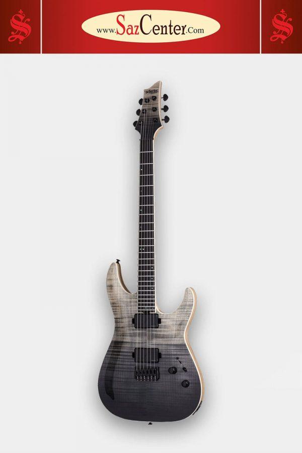 گیتار الکتریک Schecter C-1 SLS Elite Black Fade Burst