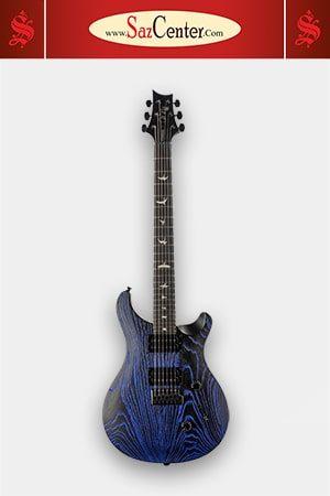 گیتار الکتریک PRS SE Custom 24 LTD Sand Blasted Indigo