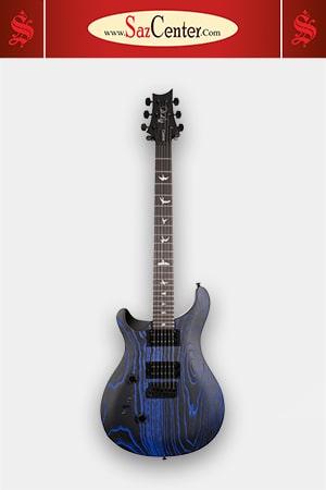گیتار الکتریک PRS SE Custom 24 LTD Left Handed Sandblasted Indigo