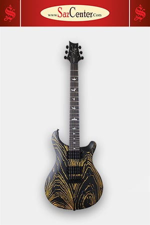 گیتار الکتریک PRS SE Custom 24 Ltd Sandblasted Yellow