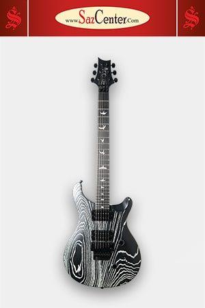گیتار الکتریک PRS SE Custom 24 Ltd Floyd Rose Sandblasted Frozen Charcoal