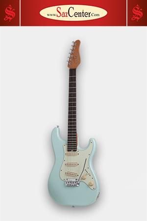 گیتار الکتریک Schecter Nick Johnston Traditional Atomic Frost