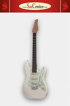گیتار الکتریک Schecter Nick Johnston Traditional Atomic Snow