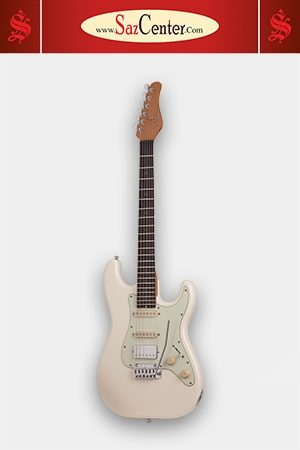 گیتار الکتریک Schecter Nick Johnston Traditional H/S/S Atomic Snow