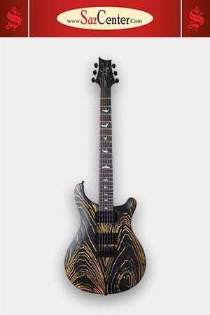 گیتار الکتریک PRS SE Custom 24 Ltd Floyd Rose Sandblasted Yellow