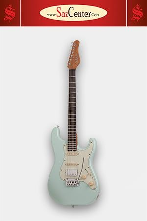 گیتار الکتریک Schecter Nick Johnston Traditional H/S/S Atomic Frost