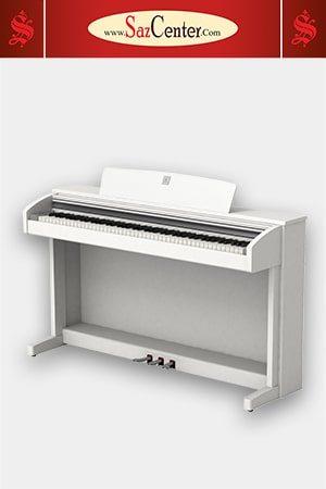 پیانو دیجیتال Dynatone SLP-250 WH