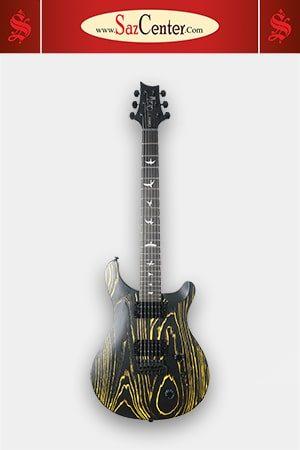 گیتار الکتریک PRS SE Custom 22 Ltd Sandblasted Yellow