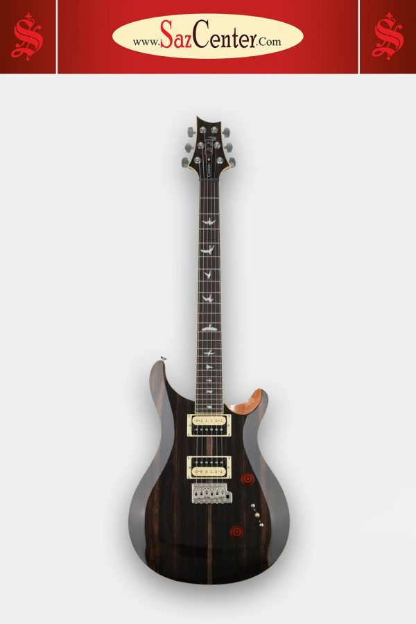 گیتار الکتریک PRS SE Custom 24 Exotic Rosewood Natural