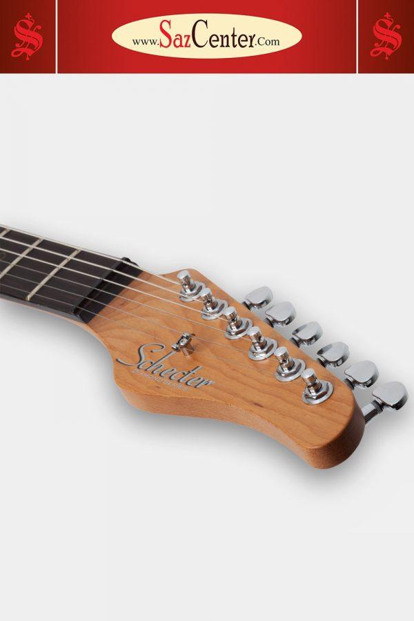 گیتار الکتریک Schecter Nick Johnston Traditional Atomic Coral