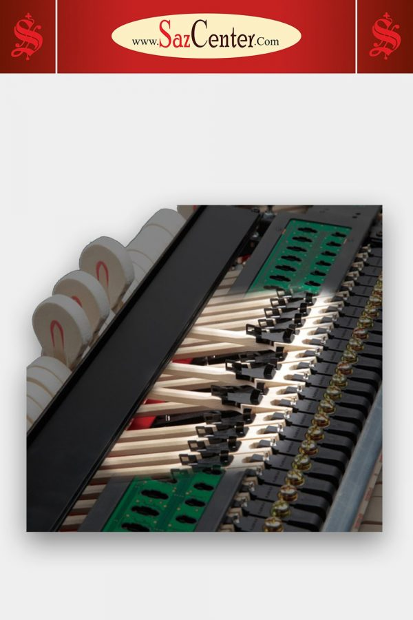 پیانو هیبرید Kawai K-500 ATX2 BLK